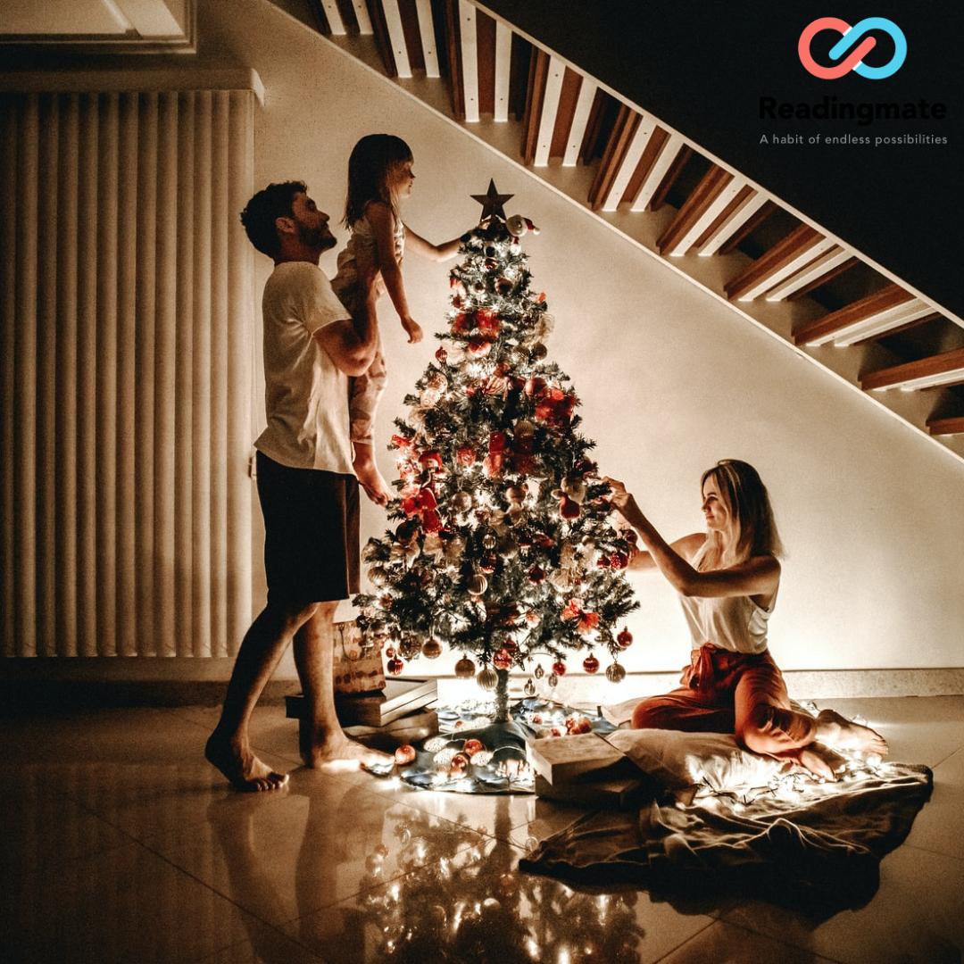 free christmas ideas readingmate