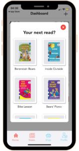 Readingmate Recommendations